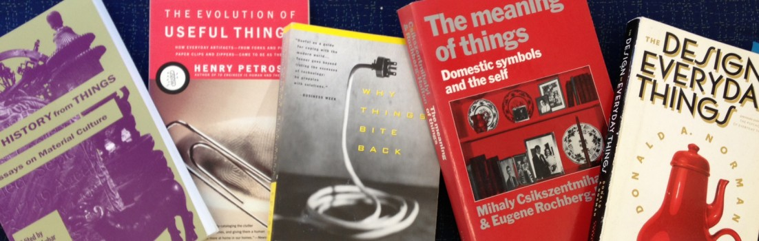 Books on Things